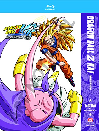 Dragon Ball Z Kai: The Final Chapters Part Two [Blu-ray]