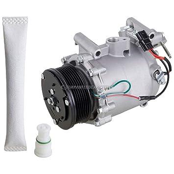 Premium calidad nueva AC Compresor y embrague con secador de a/c para Honda Civic - buyautoparts 60 - 88764r2 nuevo: Amazon.es: Coche y moto