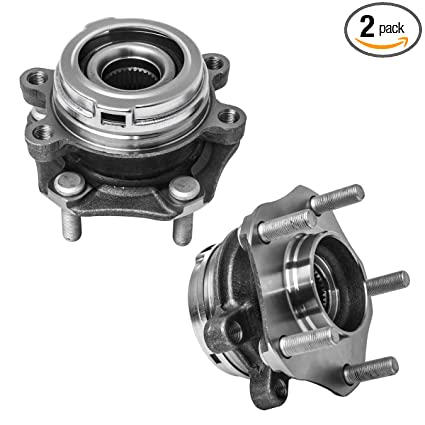 Amazon com: Front Wheel Hub and Bearing Assembly Left or