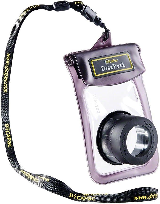 Dicapac Wp 100 110 Foto Outdoor Unterwassertasche Kamera