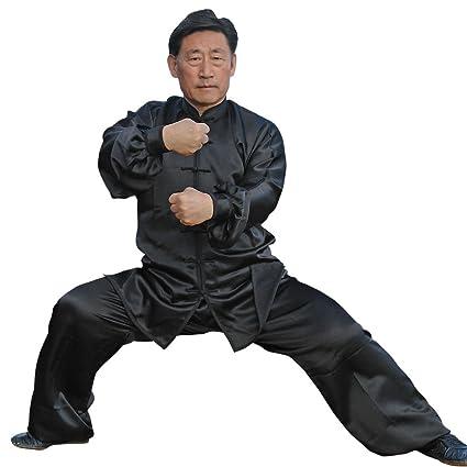 Amazon com: Tiger Claw Kung Fu (Kungfu) Uniform Long Sleeve