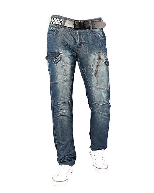 Justboy Jeans D998 recto de la pierna de los pantalones ...