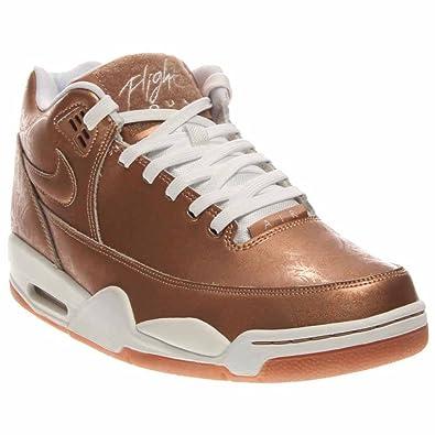separation shoes f0743 0d40c Nike Flight Squad - Metallic Red Bronze White-Metallic Red Bronze, 12 D Us   Amazon.co.uk  Shoes   Bags