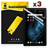 TabSuit Dragon Touch X10 Screen Protector Ultra-Clear of High Definition (HD)-3 Pack for Dragon Touch X10 Tablet and KingPad K100 Tablet