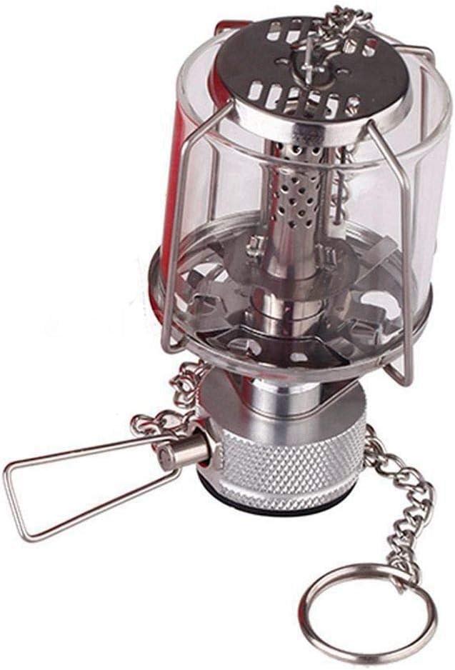 Linterna de camping mini linterna de gas portátil para tienda ...