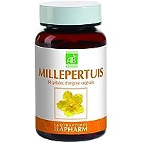 Laboratoires Ilapharm - MILLEPERTUIS - Bon moral - Flacon de 60 gélules