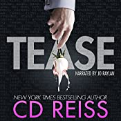 Tease: Songs of Submission, Book 2 | CD Reiss