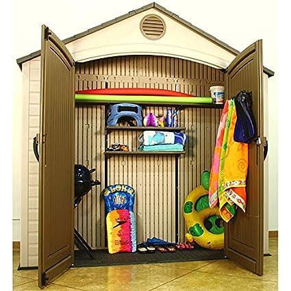 Lifetime Indoor/ Outdoor Storage Closet