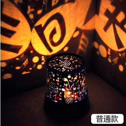 Quanwu Las parejas sugieren luces de ambiente, regalos de ...