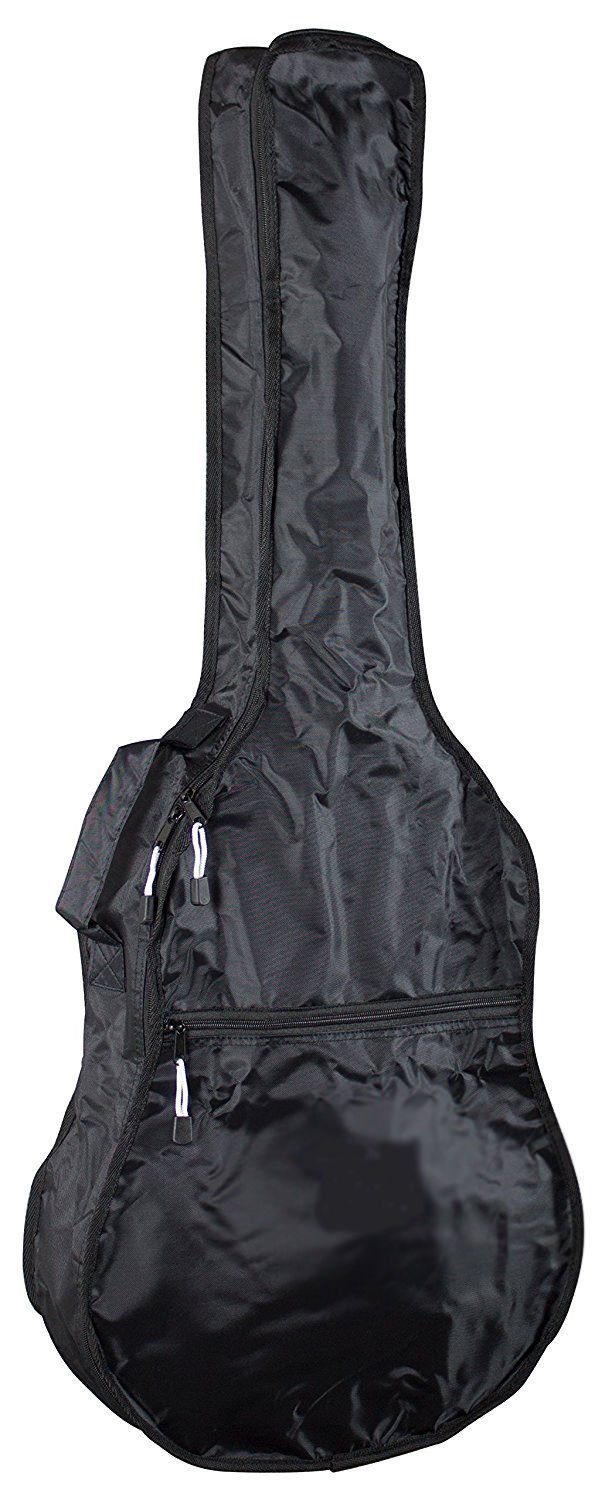 Río - Funda de transporte para guitarra, 1/2: Amazon.es ...