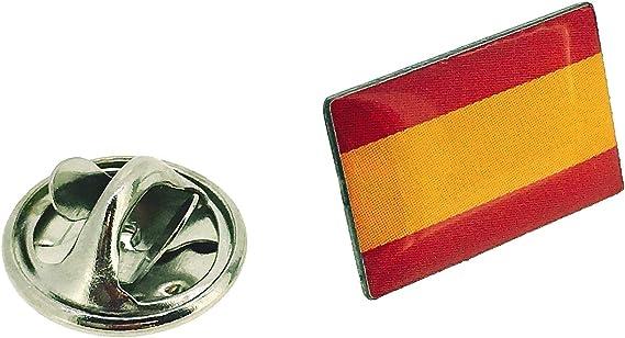 Pin de Solapa Bandera España Mod II: Amazon.es: Ropa y accesorios