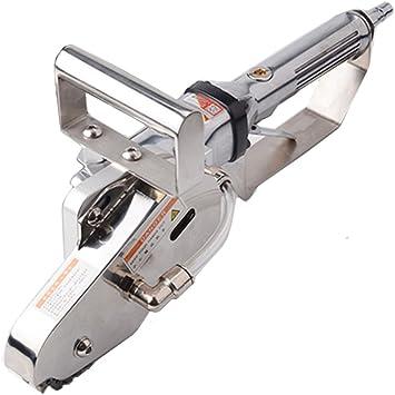 QF-550: Five rows teeth CGOLDENWALL QF series Pneumatic Cardboard Carton Box Waste Stripper Stripping Machine Paper Edge Cutting Tool Cardboard Trimming tool Black