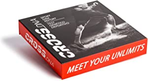 CrossSDNA - Advanced Sports DNA Test - Includes at-Home Swab Collection kit …