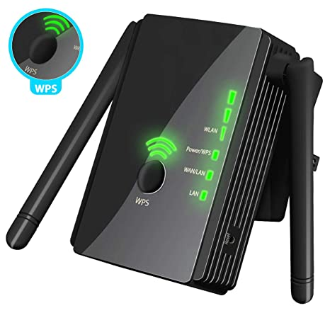 Best Home Wifi Router 2020.Upgraded 2020 Wifi Extender 300 Mbps With Wps Internet Signal Booster Wireless Repeater Up To 300 Mbps Range Network Compatible With Alexa