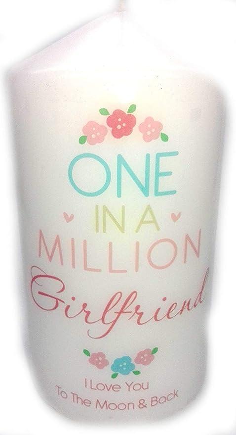 Uno en un millón de novia vela I Love You a la luna y vuelta ...