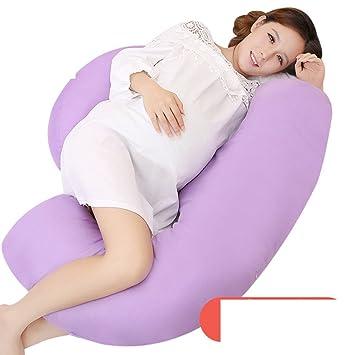 Amazon.com: DXG&FX Almohada para embarazo, almohada para ...