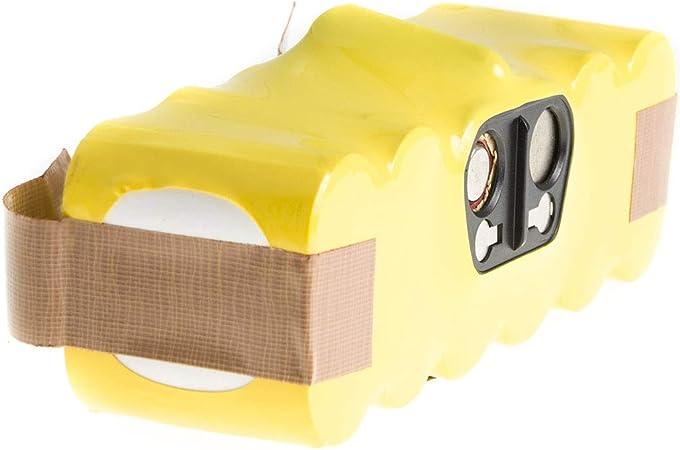 Green Cell® Batería de Aspirador para iRobot Roomba 612 (Ni-MH ...