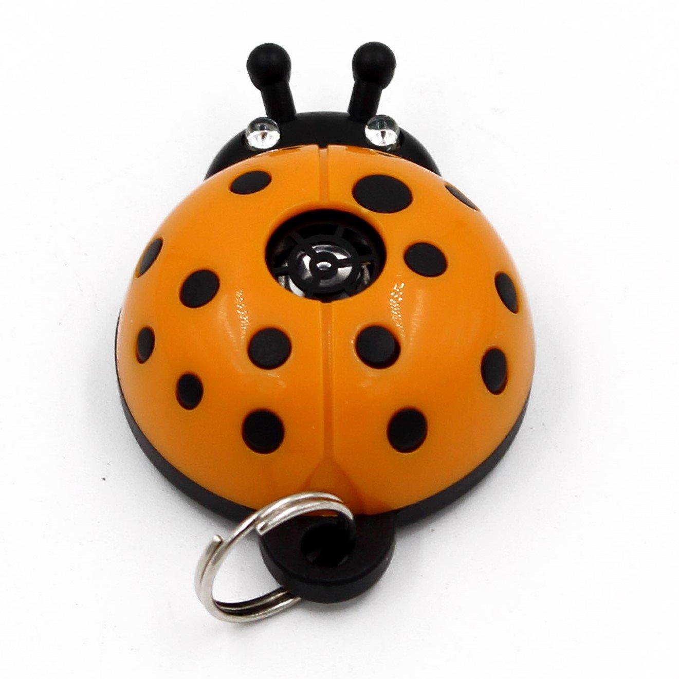 Roxy Ruff Utrasonic Fleas and Ticks Repeller (Orange Bug Collar Attachment)