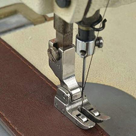 Juki,Toyota.#P50 YICBOR Industrial Sewing Machine High Shank Shirring Foot for Singer,Brother