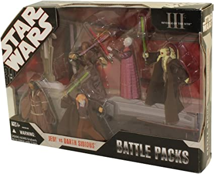 Coffret Star Wars episode 1 collection 3 Ki-Adi-Mundi HASBRO Action Figure
