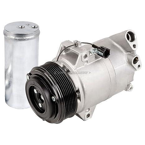 Original OEM nueva AC Compresor y embrague con a/c secador para Nissan Pathfinder –