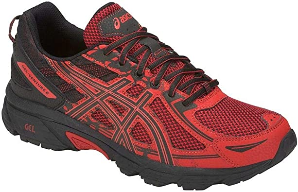 ASICS Gel-Venture 6 T7g1n-800, Zapatillas de Running para Hombre ...