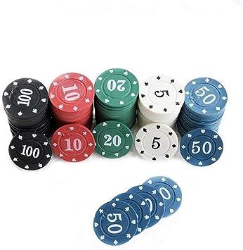 Valor De Las Fichas De Casino