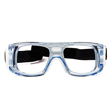 Lunettes de sécurité oculaire Soccer Basketball Football Sports Port de  lunettes de protection pour masque de 7af646c979e4
