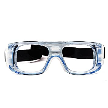 785138126d Lunettes de sécurité oculaire Soccer Basketball Football Sports Port de  lunettes de protection pour masque de