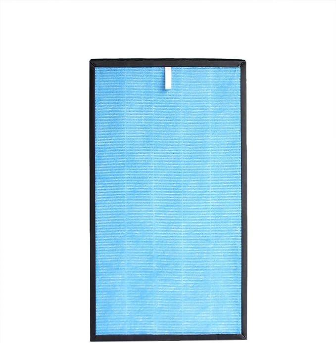 Vaycally Cartucho de filtro de accesorios de purificador de aire ABC-VW24 para Sanyo ABC-FAH94, Suministros de filtro de accesorios profesionales actualizados, Azul, hecho de PC de alta calidad: Amazon.es: Bricolaje y herramientas