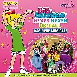 Bibi Blocksberg - Hexen Hexen überall - Das neue Musical