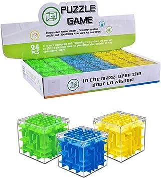Tosbess Pack De 24 Juegos De Habilidad para Niños. Detalles para ...