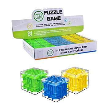 Tosbess Pack De 24 Juegos De Habilidad para Niños. Detalles ...