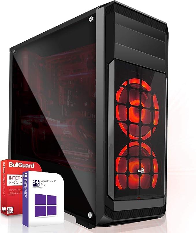 PC mit Ryzen 5 Gaming PC unter 500 Euro
