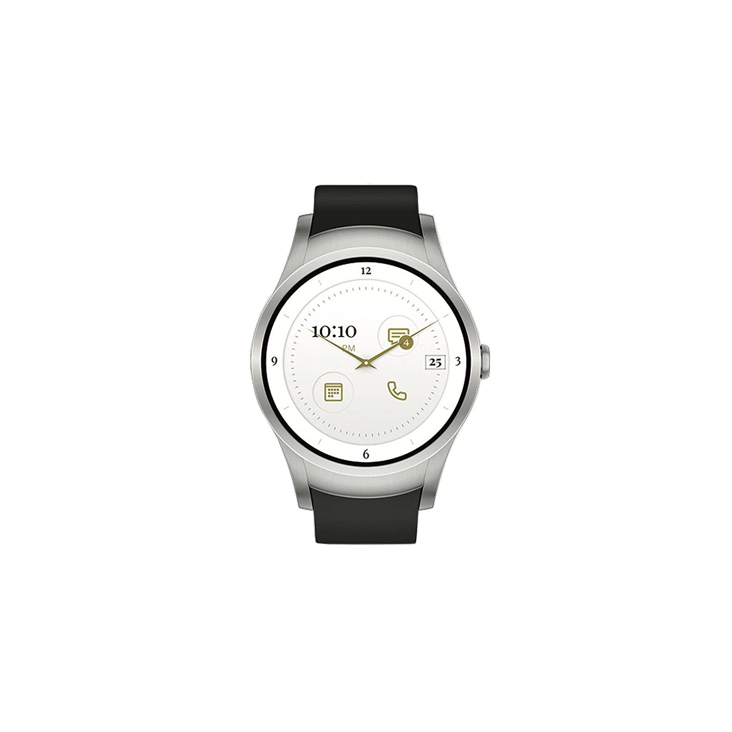 Amazon.com: Wear24 Android Wear 2.0 42mm 4G LTE WiFi+ ...