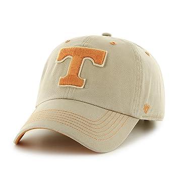 Licensed Ncaa Tennessee voluntarios 47 limpiar estilo ajustable ...