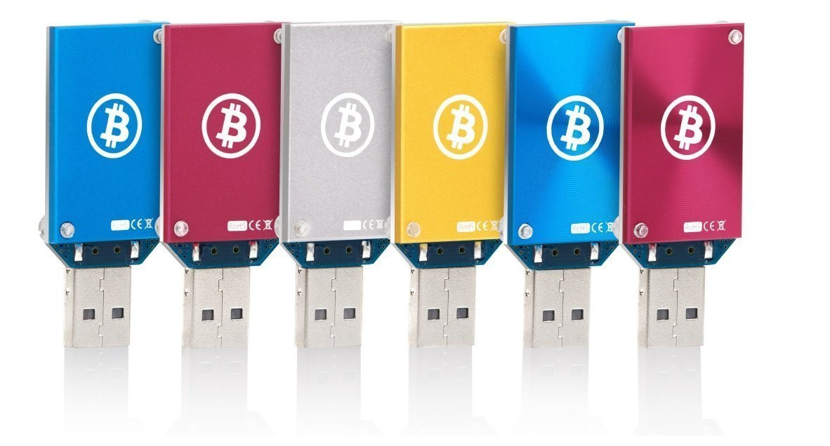 ASICminer - Bitfountain USB ASIC Bitcoin Miner 336 MH/s