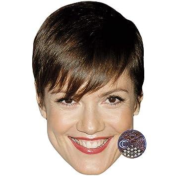 Amazon Com Celebrity Cutouts Zoe Mclellan Big Head Larger