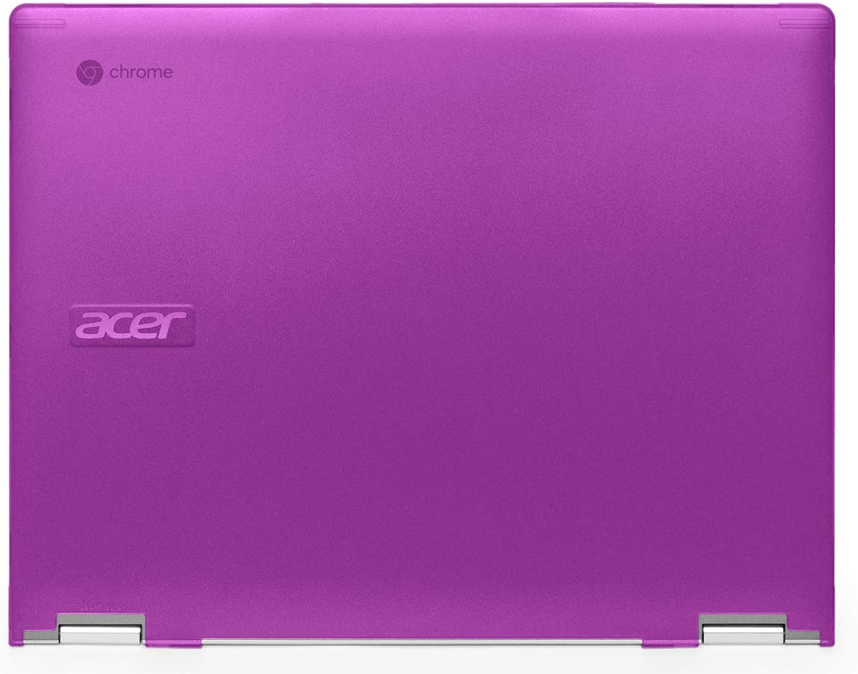 mCover Hard Shell Case Compatible with 2020 / 2021 Acer Chromebook Spin 713 CP713-2WN Series (NOT Compatible with All Other Acer Chromebooks ) - AC-SP13-CP713-2WN Purple