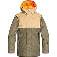 DC Clothing Boys' Defy-Snow Jacket 8-16