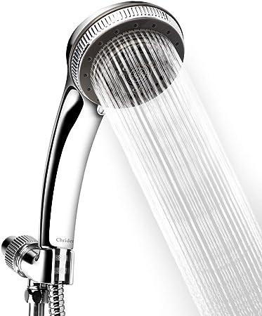 Amazon.com: Chrider - Alcachofa de ducha de mano con ...