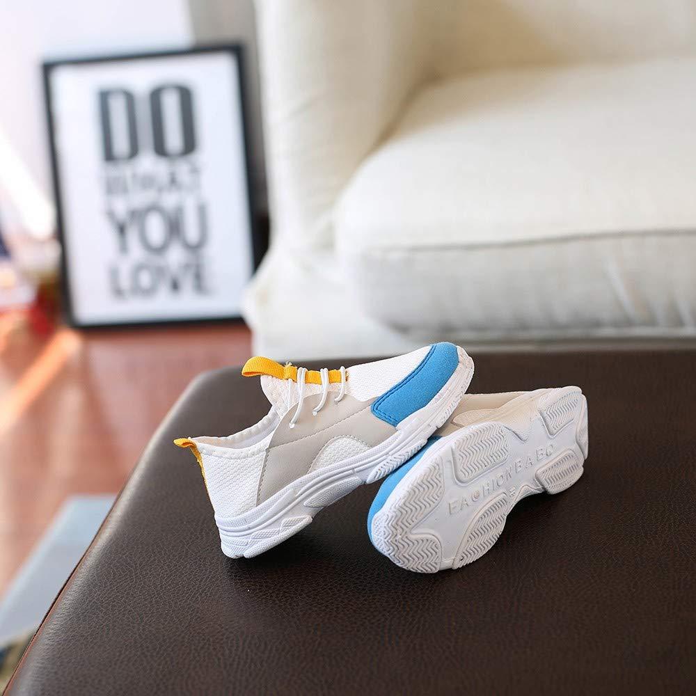 Chaussure de Outdoor Sport Running Soldes Confortable Mode Casual Shoes KUKICAT Basket Enfant Chaussure de Course Unisexe