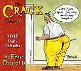 The Crack Calendar By Eric Decetis 2018 Boxed/Daily Calendar (CB0241)