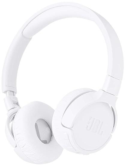 14bc4994926 Amazon.com: JBL Tune 600 BTNC On-Ear Wireless Bluetooth Noise Canceling  Headphones - White: Electronics