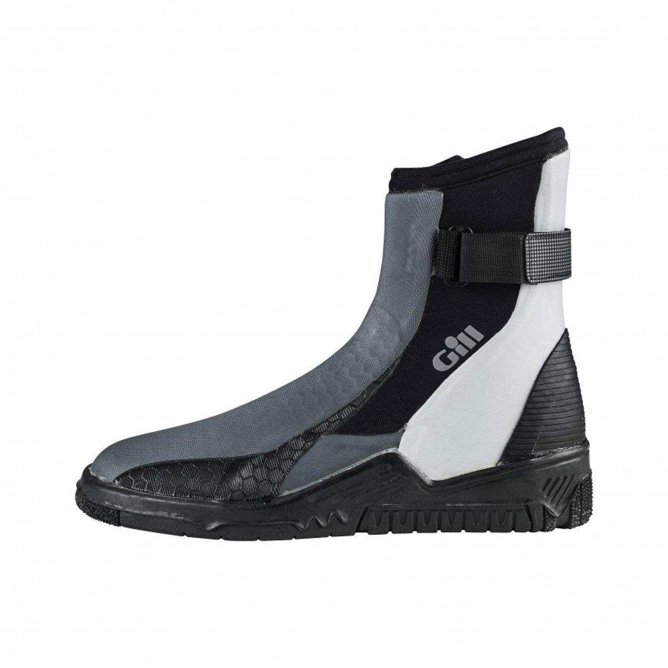 Noir  2016 Gill 5mm Hiking bottes noir argent 906