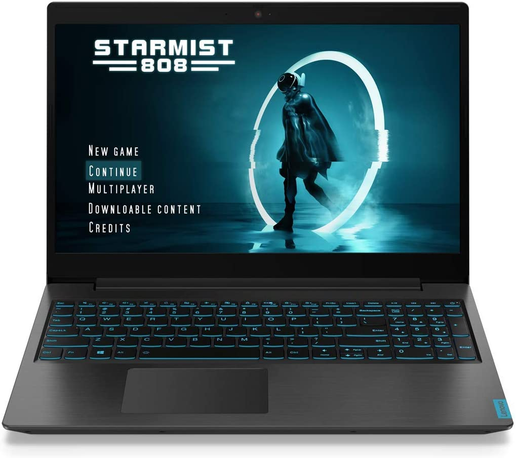 "Lenovo Ideapad L340, Gaming laptop van 15.6"" Full-HD IPS (Intel Core i5-9300H, 8GB RAM, 512GB SSD, NVIDIA GeForce GTX 1650 4GB GDDR5, Windows 10 Home), Granite Black - QWERTY Nederlands Toetsenbord"