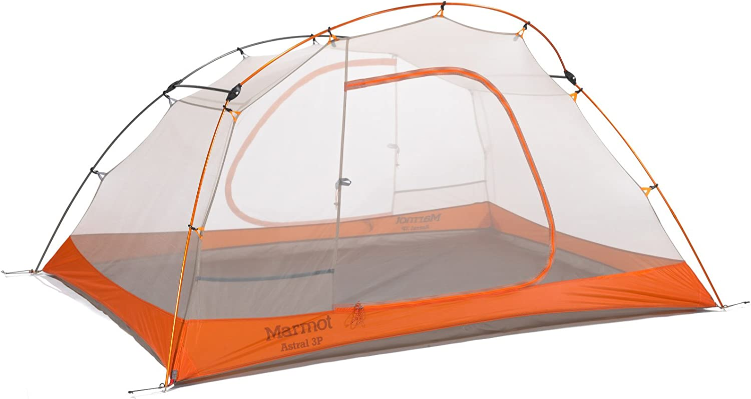 Marmot Astral 3 Person Tent Vintage Orange 3 Person: Amazon