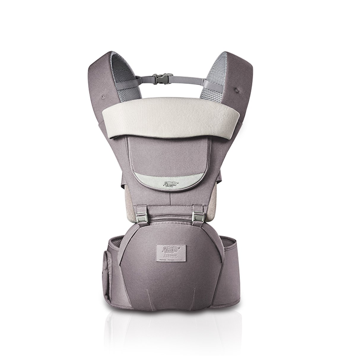 100/% Guarantee and Free DELIVERY,Ideal Gift Gray SONARIN 3 in 1 All Season Breathable Hipseat Baby Carrier,Sun Protection,Ergonomic,Multifunction,Easy Mom,Adapted to Your Childs Growing