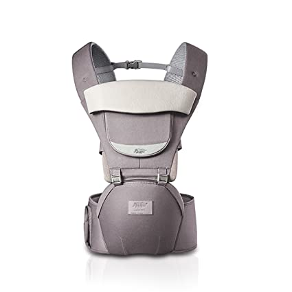 SONARIN 3 en 1 Toda La Temporada Transpirable Hipseat Baby Carrier ...