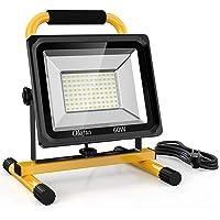 Olafus Foco LED Trabajo 60W 6000LM con Soporte